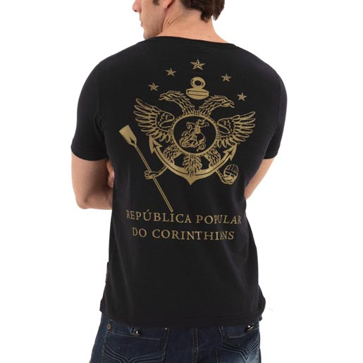Republic Popular do Corinthians t-shirt