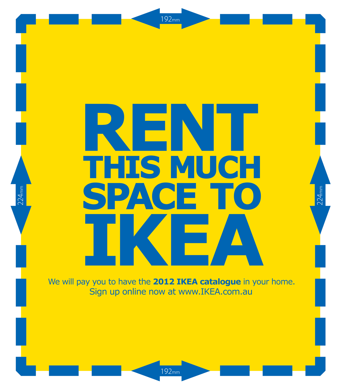 Ikea Catalogue Space Rent The Inspiration Room