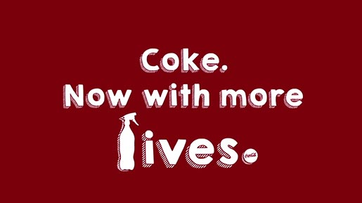 Coke Now with more lives