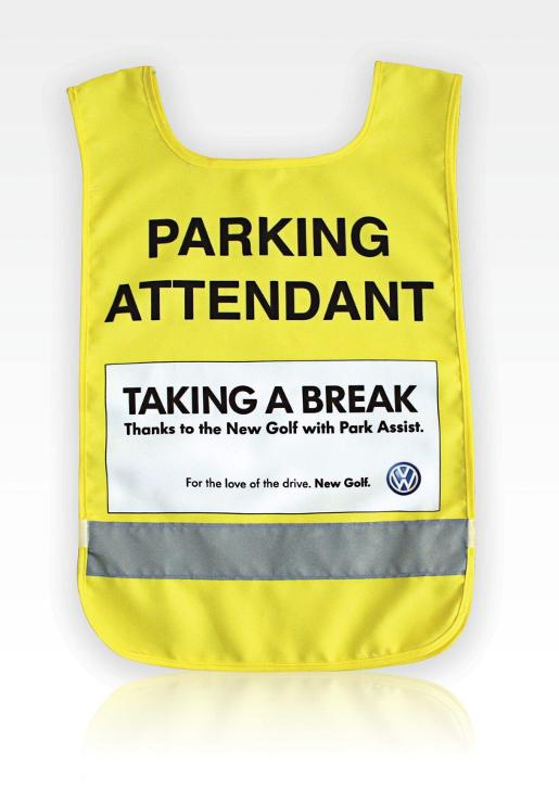 Volkswagen Parking Attendant in Cape Town