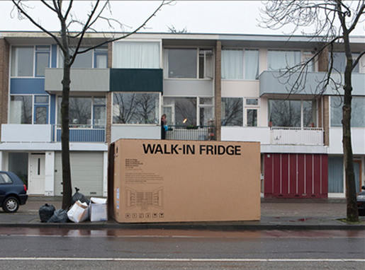 Heineken Walk In Fridge