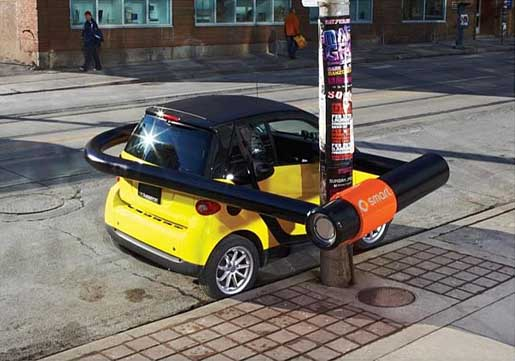Smart Car Bike Lock
