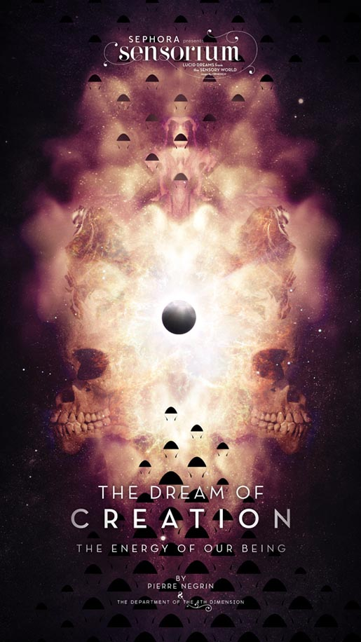 Sensorium Dream of Creation poster