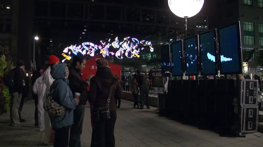 Scotiabank Nuit Blanche Flexe Art