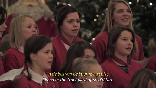Children's Choir Bullying