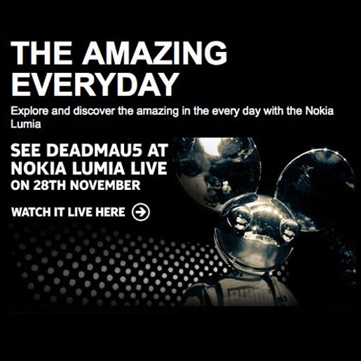 Nokia Lumia Eye