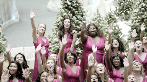 T-Mobile Holiday Surprise Singers