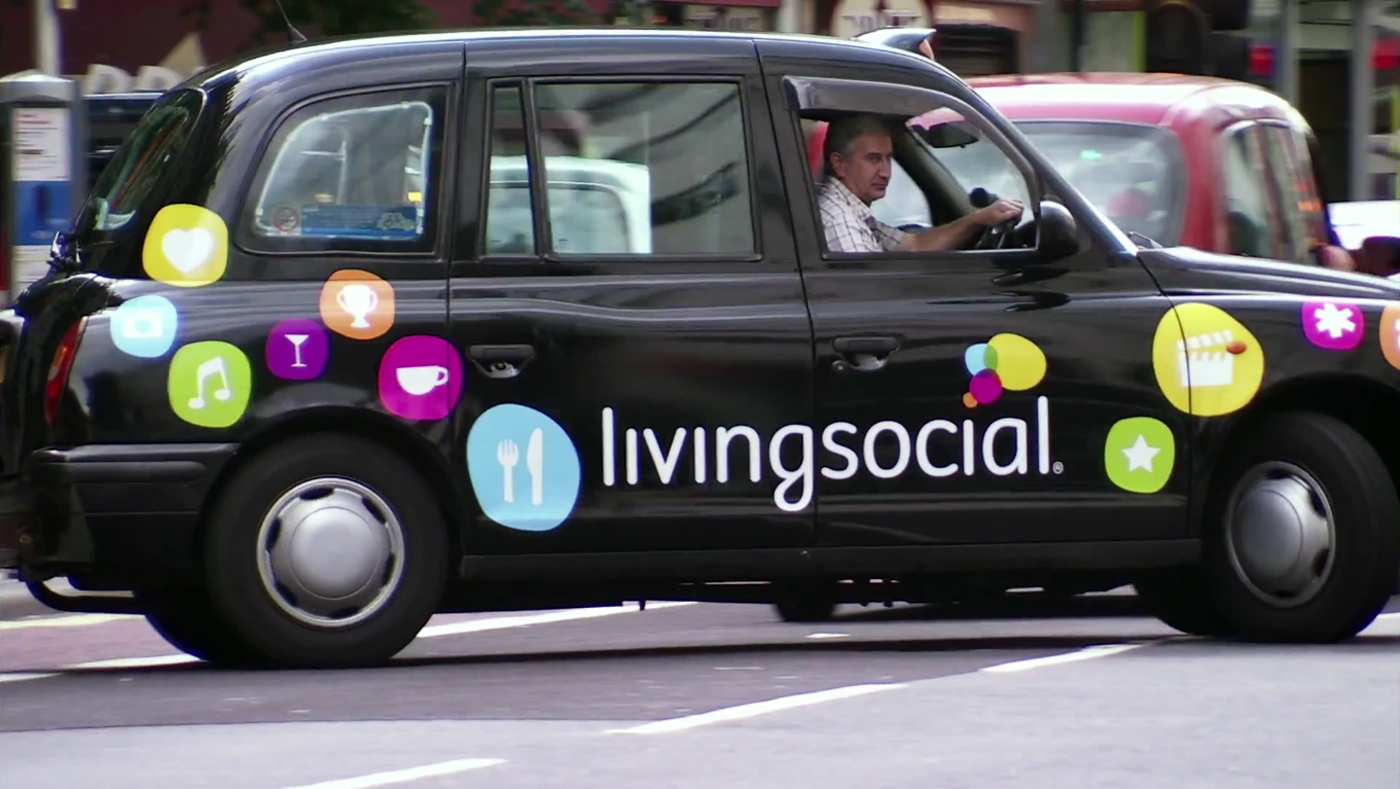livingsocial taxi the inspiration room