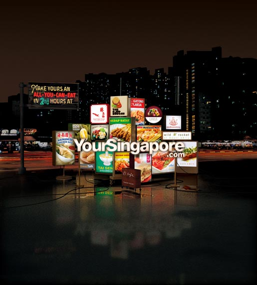 Your Singapore Foods installation