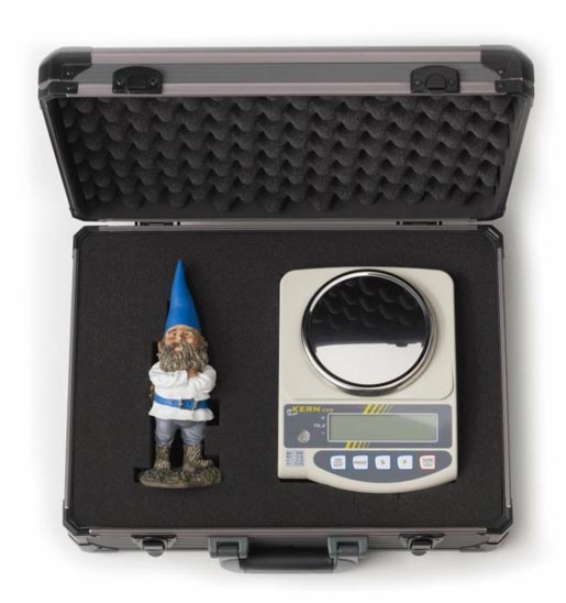The Gnome Experiment kit