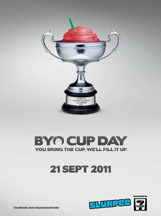 BYO Cup Day Trophy