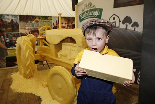 Rathdaragh Cheese Tractor