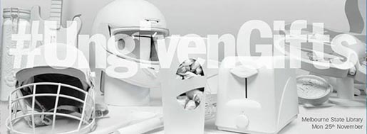Ungiven Gifts Facebook header