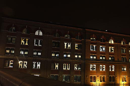 Leo Burnett Kill The Lights for Earth Hour