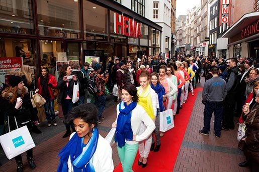 Hema Fashion Parade