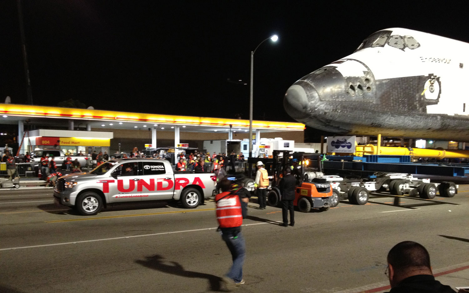 space shuttle toyota tundra - photo #4