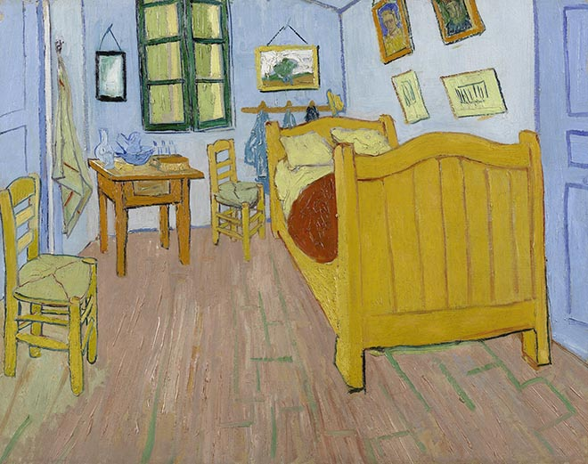 Van Gogh The Bedroom