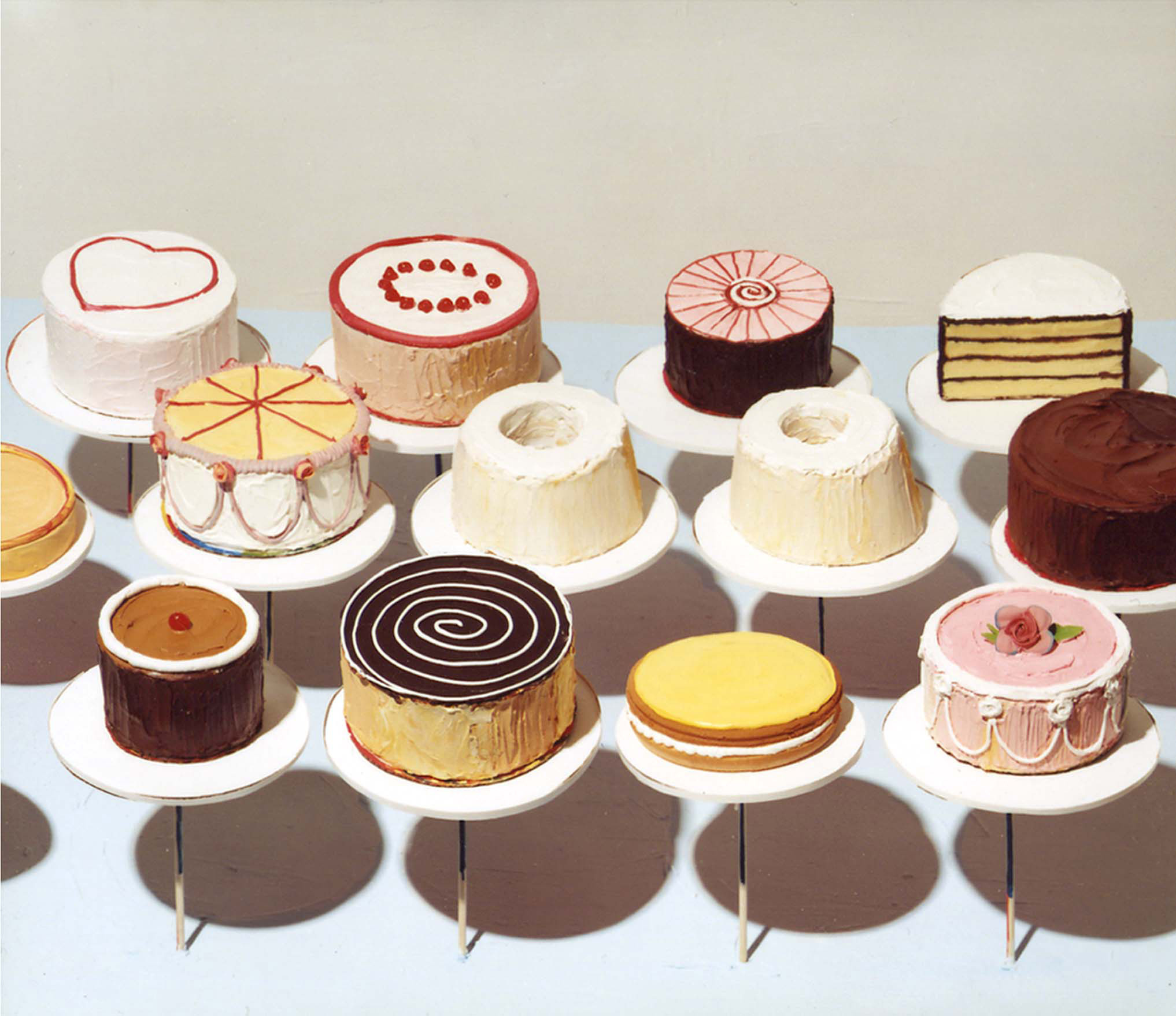 Google Turns 12 With A Cake By Thiebaud The Inspiration Room