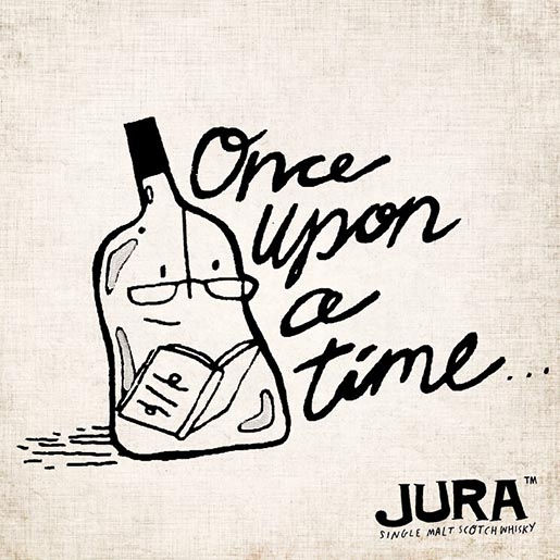 Jura Sketch Once Upon A Time