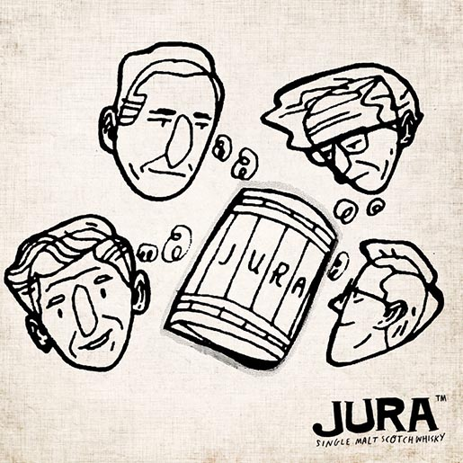 Jura Sketch Thought