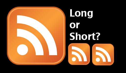 Long or Short Feed