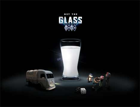 Get The Glass online site