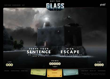Milkatraz prison on Get The Glass online site
