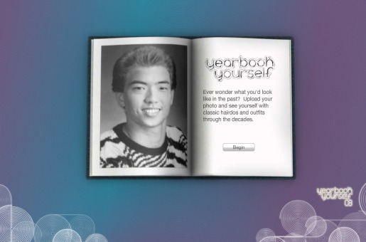 Yearbook Yourself Site