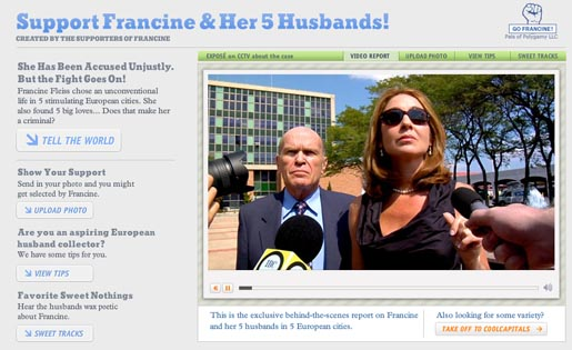 Francine Fleiss support site