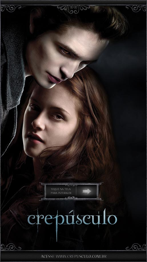 Crepusculo Interactive Poster