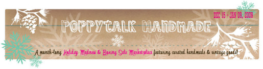 Poppytalk Holiday Banner