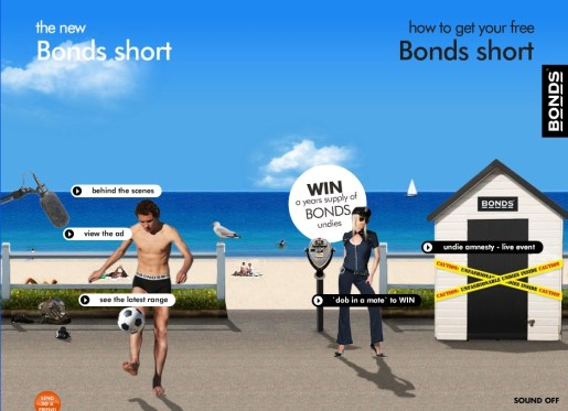 Bonds Short site