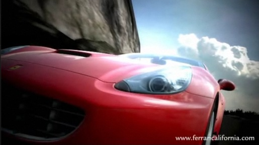 Ferrari California site