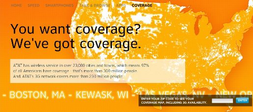 You Want Coverage