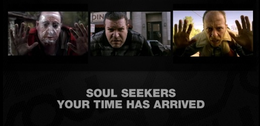 Soul Seekers on Kia Soul site