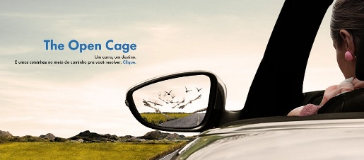 The Open Cage VW Eos film