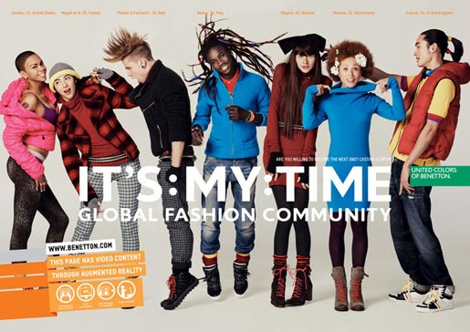 Benetton Global Fashion Community