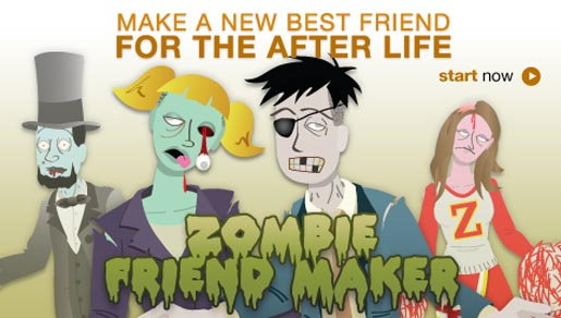 Sears Zombie Friend Maker
