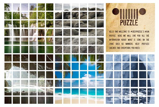 Jeep Puzzles
