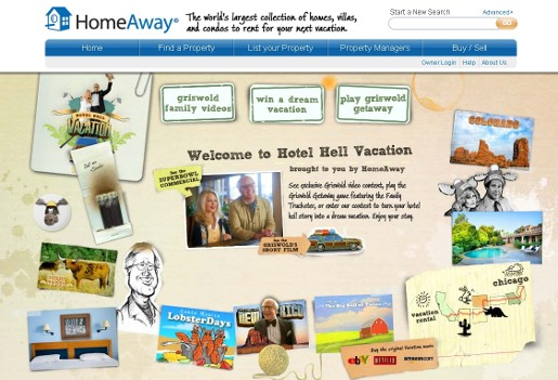 Homeaway Hotel Hell Vacation