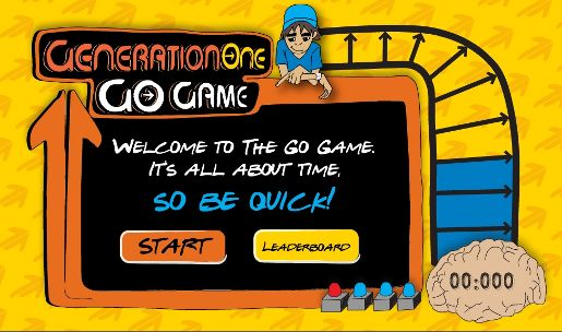 Generation One Go Game