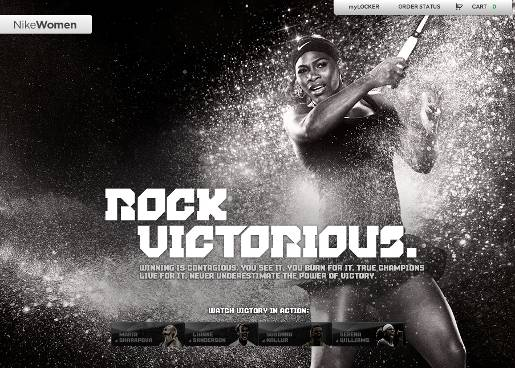 Nike Women Rock Victorious site