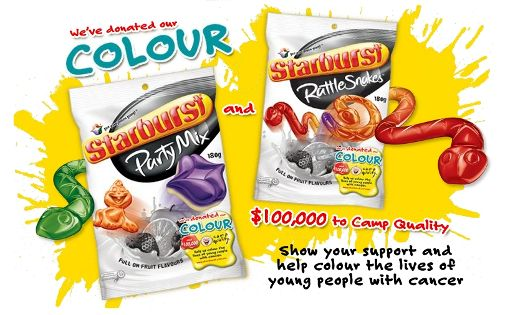 Starburst Colour Fight