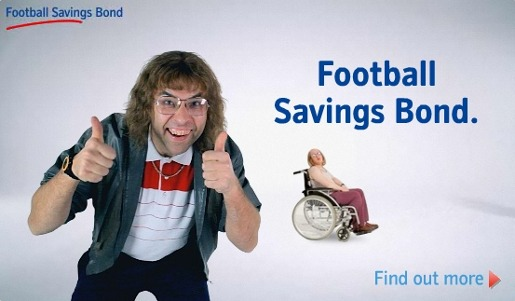 Nationwide Football Savings Bond