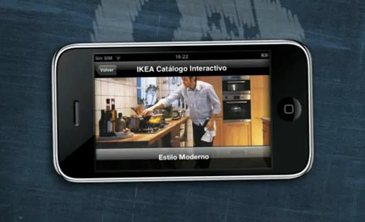IKEA Interactive Catalogue