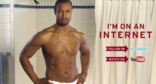 Old Spice I'm On an Internet