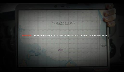 Coastguard NZ Live Rescue Hauraki Gulf Map