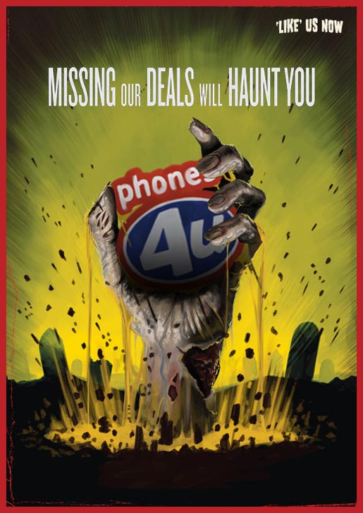 Phones4U Haunting Missing Our Deals will Haunt You