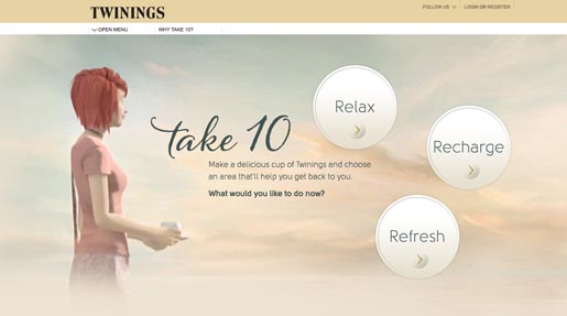 Twinings Take Ten