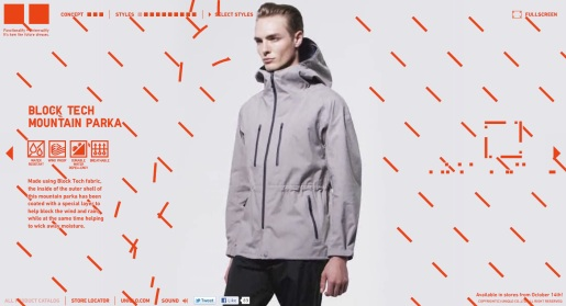 Uniqlo Innovation Project Man